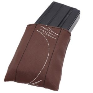 Brown Cartridge Magazine Pouch